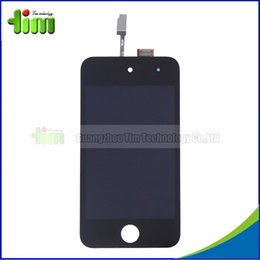 Wholesale 10pcs tested Original LCD Display For iPod Touch Replacement Touch Screen Digitizer Assembly for ipod touch Tim03