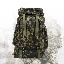 Wholesale Outdoor Climbing Package Best Selling Camouflage Oxford Cloth Bags Men s And Women s Outdoor Bags