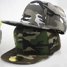 Descuento sombreros de béisbol en blanco snapback 2016 gorra de béisbol de la placa en blanco Camo sombrero Sunbonnet Hip-hop casquette plana a lo largo del snapback capsula los sombreros visera para el hombre las mujeres ajustables