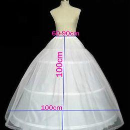 Wholesale 5pcs cm Diameter Underwear Crinoline Hoop Petticoat Underskirt Crinoline For Ball Gown Dress Wedding Accessories Underskirt