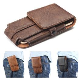 Promotion mens multi fonction Nouveau Multi-fonction utilitaire ceinture pochette pour iPhone 6 6s plus clip ceinture poche Holster cas couvrir sac homme taille paquet pour l'iPhone 6s