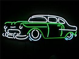 Wholesale Car Real Neon Light Sign Display Beer Bar Pub Store Club Garrag Dealers