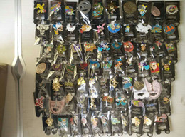 Wholesale sell random pins Badge lapel pin metal pin come with back cards can mix with our the other