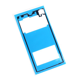Pre Cut Battery Back Cover Waterproof Adhesive Glue Tape Sticker for Sony Z Z1 Z2 Z3 Z4 Mini Z5 Mini free DHL