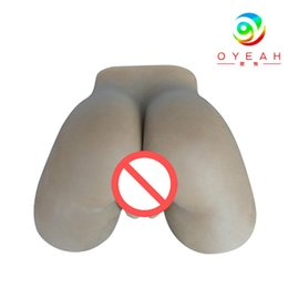 Wholesale Adult supplies car bottom Yin hip mold male masturbation supplies men travel to carry health supplies solid sex doll