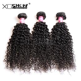 2017 22 pouces extensions de cheveux longueur 8A mongolian cheveux bouclés crépus longueur mixte 8-30 pouces à bas prix des extensions de cheveux vierges mongols crépus bouclés armure de cheveux 3 faisceaux Livraison gratuite 22 pouces extensions de cheveux longueur sur la vente