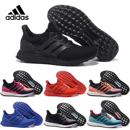 Wholesale Adidas Original Ultra Boost Classic Men Women Fashion Casual Shoes Original Cheap Leather Skate Shoes