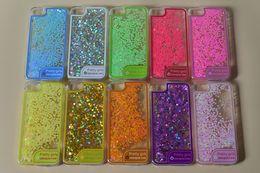 Liquid Natation Cute Fish Case Cover Série Flash LED IC Flashlight Call Notice étui en plastique pour iPhone 6 4.7 à partir de avis dirigés fabricateur