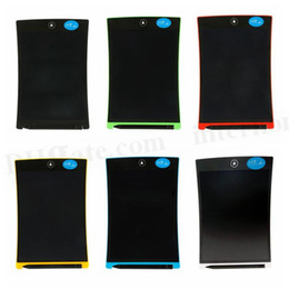 Wholesale LCD Boogie Board Writing Tablet Board Electronic Small Blackboard Paperless Office Writing Board Painting Graffiti Work Portable Pads D136