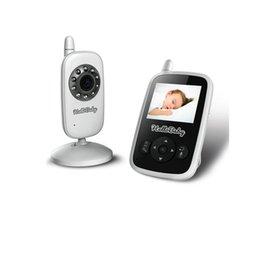 Wholesale Big sale G Digital Wireless Video Baby Monitor Security Camera Digital Talk Device IR Night Vision Camera Way Intercom