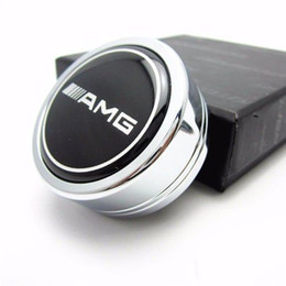 Wholesale 1x black amg I Drive Drive Multimedia Controller Cover BOOT x21mm button
