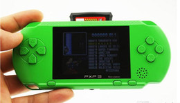 PXP3 PVP Game Player 3.0 PSP Portable Game Players PXP3 16-bit Handheld Video Game Player Console Free DHL Shipping
