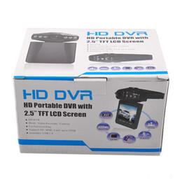 2017 cámaras de guión recuadro negro 100W píxeles LCD de 2,5 '' del coche 1080P Dash levas del coche DVR sistema de cámara grabadora de recuadro negro H198 versión de la noche del video de la cámara tablero presupuesto cámaras de guión recuadro negro
