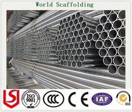 Wholesale High Quality Construction Hot Dipped Galvanized Steel Pipe Tube
