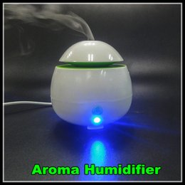 Wholesale Mini Aroma Diffuser Ultrasonic Humidifier ML Essential Oil Aromatherapy Diffusers Dome Silent Cool Mist Producer USB for Home SPA Car room