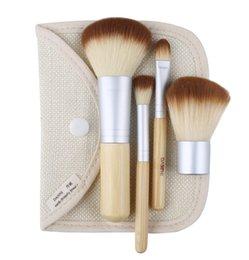 Wholesale Sweet Tools BAMBOO Makeup Brush Make Up Brushes Tools Eyebrow Brushes set