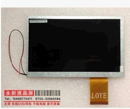Wholesale 7 inch Q8 tablets with row line number FPC070 BD Rxd display screen in the LCD screen