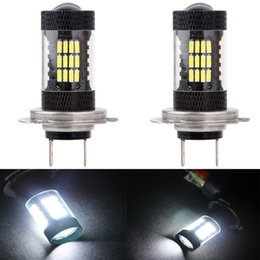 Wholesale led ligth Pack H7 smd LED Bulbs Xenon White Extremely Bright EX Chipsets with Projector Replacement Bulb for Buick Chevrol