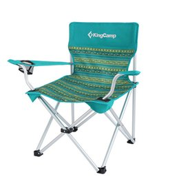 Wholesale Outdoor camping portable back arm comfortable speed open folding beach chair