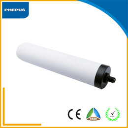 Wholesale Best price micron ceramic strainer element with activated carbon counter top water purifier for homeuse remove residual chlorine high flo