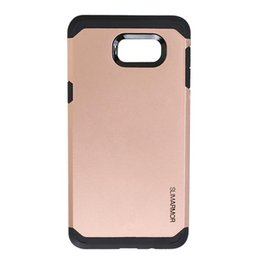 Wholesale fro samsung GALAXY A9100 Case Hybrid Slim Armor Shockproof Defender Silicon Cases for samsung A9100 cases Mobile Cell Phone Back Cover