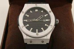 Wholesale LUXURY WATCHES Fashion Watch original box Brand BB Transocean Unitime Pilot Ocean Racer Satin Bracelet Men s dress Watches
