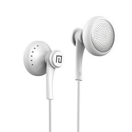 El bajo piso en Línea-Auricular original plana Bass en la oreja auricular auriculares para Xiaomi Philips Lenovo Teléfonos Móviles Auriculares audio casco