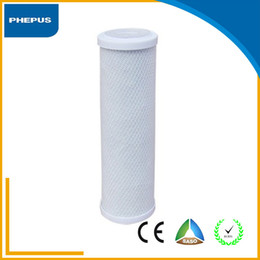 Wholesale High Quality and Reasonable Price quot quot CTO Filter Activated Carbon Block Filter with Coconut Shell Carbon materials