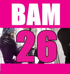 Wholesale Top sale January Q1 New Routine SH BAM Aerobics Exercise Fitness Videos BAM26 SH26 Video DVD Music CD