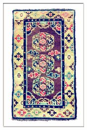 Wholesale Kadian From Tibet Antique Rug All Wool and natural color or Tibetan handmade