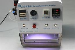 Wholesale 110V No Bubble OCA Vacuum LCD Screen Laminating machine VL Laminator
