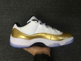 Wholesale Air Retro Metallic Gold Advanced Carbon Fiber And Zoom Inside Low Basketball Sport Shoes Top Quality Size US
