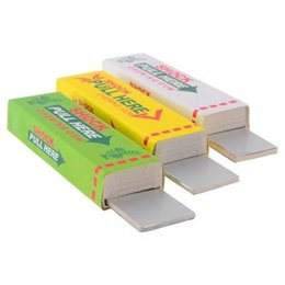Safety Trick Joke Toy Gag Trick Electric Shock Chewing Gum Pull Head