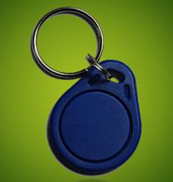 20PCS EM4100 125K RFID Access ID Card Key Chain Keyfob Tag Read Only