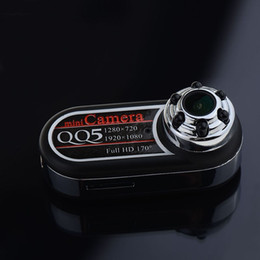 New QQ5 Mini DV Camera Full HD 720P IR Night Vision DV Camcorder 12MP 170 Wide Angle Motion Detection VCZ74 T20 0.2