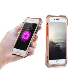 Ultra-Slim and Light Aluminum Alloy Cellphone Case with Camera Lens for Iphone 5s 6s 6 plus 7 7 plus