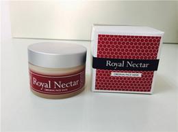 Wholesale 2016 HOT Selling Royal Nectar Bee Venom Original Face Mask ml Moisturizing Anti wrinkle Anti aging Mask ePacket