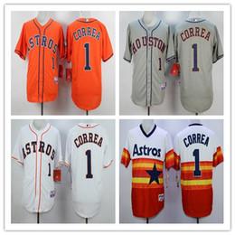 Wholesale Houston Astros Carlos Correa Jerseys Houston Astros Carlos Correa Baseball Jersey Size M XXXL