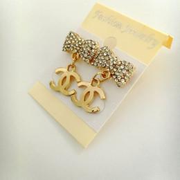 Wholesale big name Earrings birthday gift High grade pearl Earrings ladies favourite gift