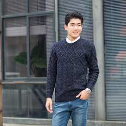 Wholesale 2016 Fall And Winer New Products Man s Sweaters Fashion Knit Sweaters