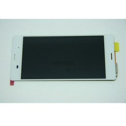 Display LCD &Touch Screen Digitizer For Sony Xperia Z3 Mini Compact with frame white