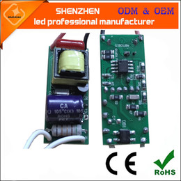 Wholesale AC85 V Hz x1W w w w w w w w w w Dimmable LED Driver Lamp Power Supply Lighting Transformers
