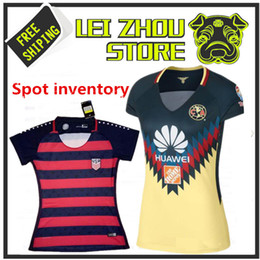 2017 18 Golden Cup League USA Thailand top Quality Soccer jerseys 2017 Club America BRADLEY DEMPSEY ALTIDORE embroidery Football shirt