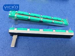 Wholesale YK Potentiometer B10K Original Behringer Potentiometer mixer fader B10K CM MM B10KX2
