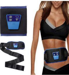 Wholesale Muscle Arm leg Waist Abdominal Massage Slimming belt Fit Toning Belt Electronic Muscle Massage Belt Slim Fit electric massager