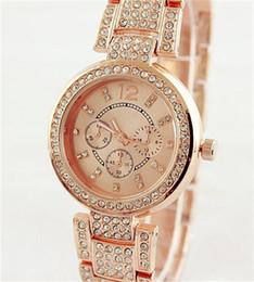 Wholesale Hot Selling Quartz Wristwatch Ladies Watches men s Women Fashion Watch Brand michael watch quartz watch silver gold rosegold