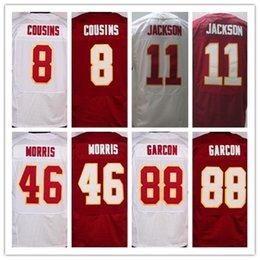 Wholesale 2016 Elite Mens Jerseys Jordan Reed Josh Norman Alfred Morris Ryan Kerrigan Kirk Cousins Redskins Free Drop Shipping