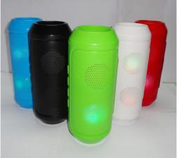Éclairage de la rampe en Ligne-Pill XL Bluetooth Speaker LED Flash Light Pulse Portable Wireless Mini Subwoofer Amplificateur audio Musique Boom Box soutien TF Ligne FM Dans Jack