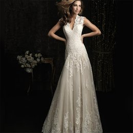 Wholesale New Summer Dress Deep V neck Sexy Backless Trailing Gown The European and American Wind Fashion Lace Skirt Of Cultivate One s Morality