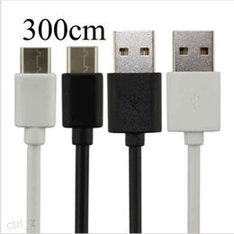 3M 10Ft 3FT Type C Type-C To USB 2.0 Data Sync Charging Cable For Lumia 950X one plus Zuk Z1